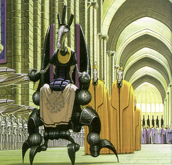 Trade Federation Mechno-chair